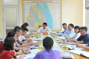 Chủ tịch Nguyễn Đức Chung: Kiểm tra, giải quyết ngay vấn đề công dân phản ánh