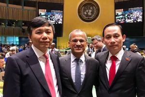 Đại sứ Singapore tại LHQ chúc mừng Việt Nam trúng cử Hội đồng Bảo an
