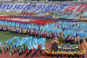Vun đắp tình đoàn kết Việt Nam - Campuchia