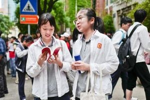 Hơn 10 triệu sĩ tử Trung Quốc tham gia kỳ thi tuyển sinh đại học