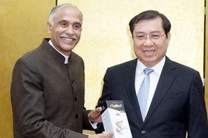 Quan hệ hợp tác Việt Nam - Ấn Độ ngày càng phát triển