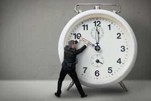 Chuyện gì xảy ra nếu bạn có thể dừng thời gian?