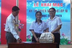 Cà Mau: 640 thí sinh thi vào Trường THPT chuyên Phan Ngọc Hiển