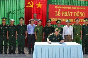 BĐBP Phú Yên: Phát động tháng cao điểm phòng chống tội phạm ma túy