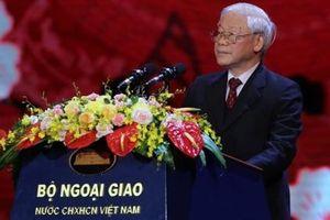 Việt Nam sẽ xứng đáng là đối tác tin cậy vì hòa bình bền vững