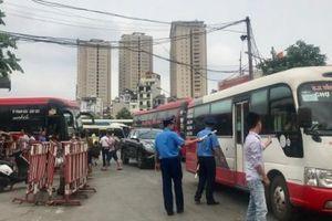 Hà Nội: Thanh tra nhiều đơn vị kinh doanh vận tải hành khách bằng ô tô theo hợp đồng