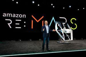 Amazon tung drone giao hàng mới nhất