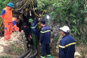 Si Ma Cai tiếp tục mưa lớn, chưa tìm thấy nạn nhân mắc kẹt trong hang sâu