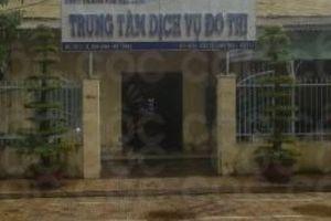 Khuất tất trong việc cổ phần hóa tại Trung tâm Dịch vụ đô thị tỉnh Bạc Liêu