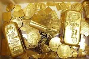 Giá vàng tăng 8 phiên liên tiếp bởi kỳ vọng Fed hạ lãi suất đồng USD