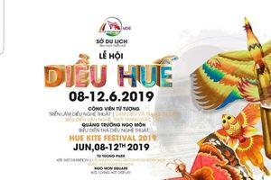 Hôm nay Lễ hội Diều Huế 2019 chính thức được khai mạc