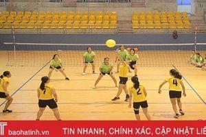 Hơn 250 VĐV tranh tài Hội thao ngành TN&MT 6 tỉnh Bắc Trung Bộ