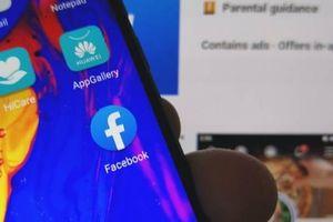 Đến lượt Facebook tẩy chay Huawei