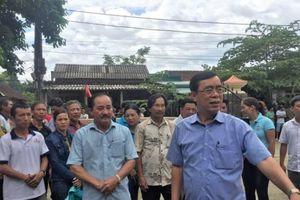 Chủ tịch tỉnh Quảng Trị đề nghị được tặng Huân chương Lao động hạng Nhất cho bản thân