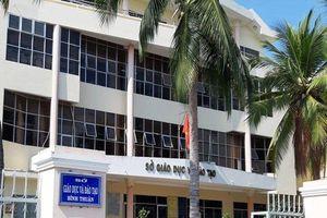 Bình Thuận: Phó phòng làm lộ đề thi lớp 12 bị cách chức