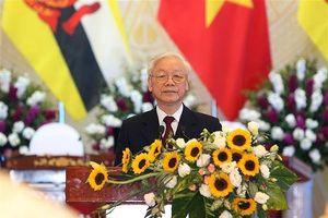 Tổng Bí thư, Chủ tịch nước Nguyễn Phú Trọng: 'Việt Nam: Đối tác tin cậy vì hòa bình bền vững'