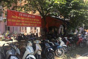 Hà Nội: Cư dân bất an vì nhóm người lạ đe dọa, đòi 'tiếp quản' chung cư