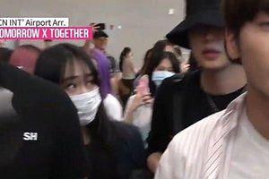 Phẫn nộ trước hình ảnh Sasaeng fan bám đuôi từ BTS sang đến TXT: Mong Big Hit mau chóng vào cuộc!
