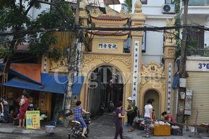 Cổng làng Thụy Khuê, nét văn hóa đặc trưng Hà Nội