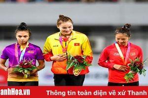 Kết thúc giải vô địch điền kinh Grand Prix châu Á 2019: Quách Thị Lan giành 2 HCV cho đoàn Việt Nam