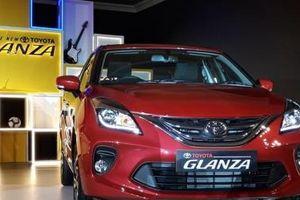 Toyota Glanza 2019 có giá bán giá chỉ từ 243 triệu đồng