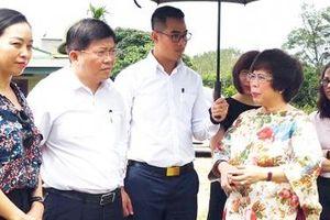 Tập đoàn TH khảo sát đầu tư tại huyện Đầm Hà, Quảng Ninh