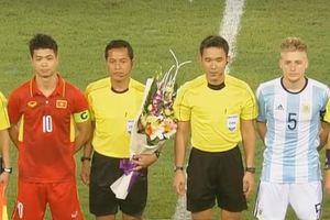 Trọng tài Thái Lan bắt chung kết Việt Nam vs Curacao