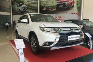 Nhiều mẫu Mitsubishi 2019 giảm giá bất ngờ