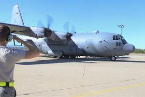 EC-130H Mỹ đến Ba Lan vô hiệu phòng không Nga?