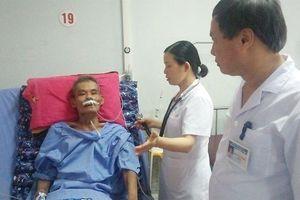Cứu sống bệnh nhân bị suy kiệt rất nặng