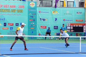 Các tay vợt TP Hồ Chí Minh lên ngôi các nội dung đánh đôi