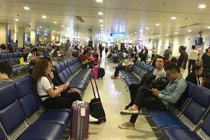 Sân bay Tân Sơn Nhất sẽ ngừng phát thanh tự động để bớt tiếng ồn