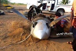 Máy bay không người lái thứ tư của Mỹ bị bắn hạ trên bầu trời Yemen