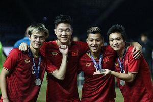 Tuyển Việt Nam được thưởng nóng sau thành tích Á quân King's Cup