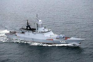 Nga điều chiến hạm theo dõi cuộc tập trận lớn nhất của NATO ở biển Baltic?