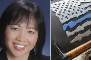 Cảnh sát trưởng gốc Việt tại Mỹ bị đình chỉ vì… xây lò nướng
