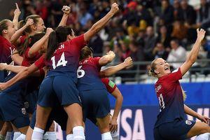 Vòng bảng FIFA Women's World Cup 2019:Pháp, Đức, Na Uy và Tây Ban Nha giành trọn 3 điểm