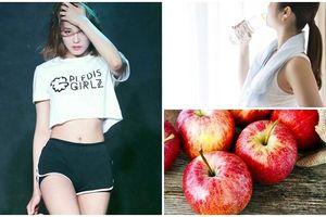 Chỉ sau 3 ngày 'kết thân' với chế độ ăn kiêng với táo, bạn gái sốc nặng vì thân hình bỗng chốc nuột nà, thon thả