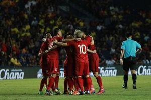 Nhận huy chương bạc King's Cup, đội tuyển Việt Nam được thưởng nóng