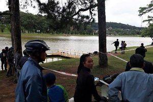 Đà Lạt: Nghi án người đàn ông để lại mẩu giấy rồi tự tử ở hồ Xuân Hương