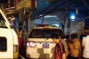 Bình Dương: Xe ô tô gây tai nạn liên hoàn với nhiều xe máy, tông sập nhà dân, nhiều người thương vong