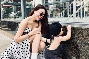 Xót xa trước lời tâm sự của bà mẹ đơn thân Trà Ngọc Hằng: 'Con yêu, con hãy nhớ kỹ rằng con có ba...'