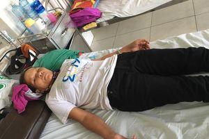 Quảng Nam: Côn đồ xông vào nhà hành hung một phụ nữ