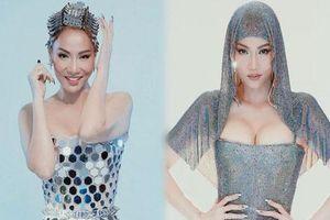 Sau ồn ào danh xưng Diva, Thu Minh 'lên đồ' làm Met Gala phiên bản Việt cho thiên hạ trầm trồ