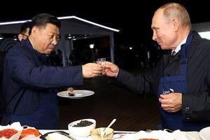 Giải mã quyết định của Nga và Trung Quốc nâng tầm quan hệ lên đối tác chiến lược toàn diện