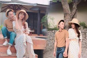 Thực hư tin đồn Đàm Thu Trang mang bầu trước ngày cưới?
