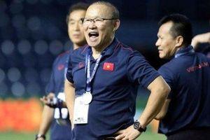 Cầu thủ Việt Nam và động lực phát triển từ thầy Park