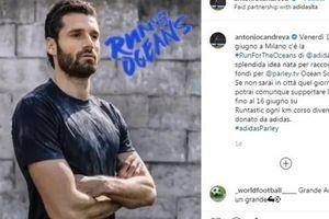 Nghỉ hè, sao Inter Milan tham gia Run For The Oceans