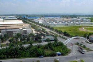 Nghệ An: Chậm thu hút nhà đầu tư vào các khu công nghiệp