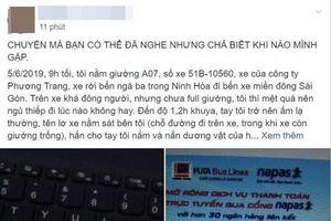Vụ nữ sinh bị phụ xe Phương Trang sàm sỡ lúc nửa đêm: Nhà xe chưa xin lỗi nạn nhân công khai